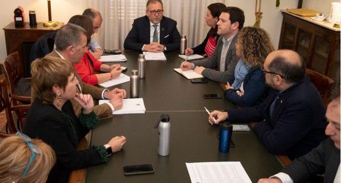 La Diputació de Castelló posa en marxa mesures de prevenció contra el coronavirus