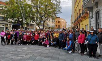 El Ayuntamiento de la Vall d'Uixó organiza una Marcha de Mujeres para conmemorar el 8M