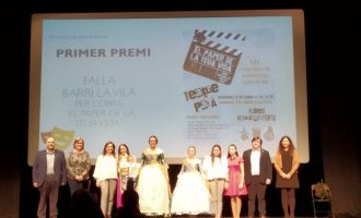 Borriana entrega els premis del XIV Concurs de Teatre en Valencià