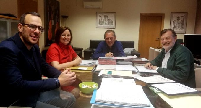 La Consellería de Educación mujer luz verde en el nuevo colegio de Benicarló