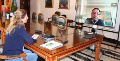 Marco comparte con los representantes del sector económico el plan municipal de respuesta orientado a la generación de empleo
