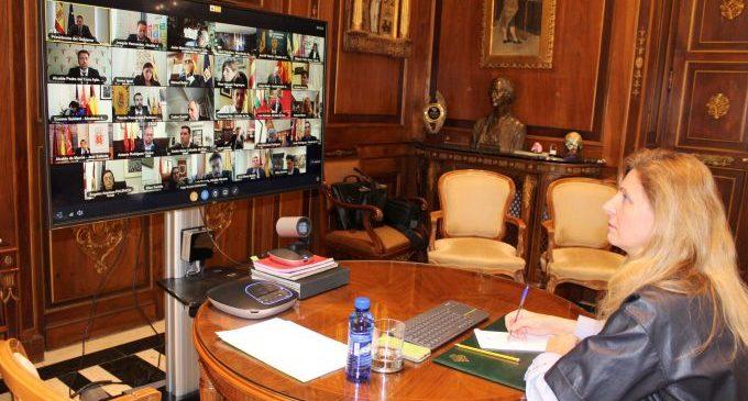 Marco demana a Sánchez l'ús del superàvit i els romanents municipals per a atendre la crisi del coronavirus