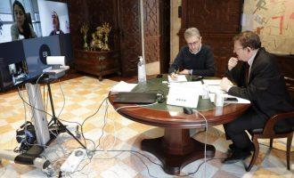 El personal sanitario y de atención social podrá viajar gratis en el TRAM de Castelló