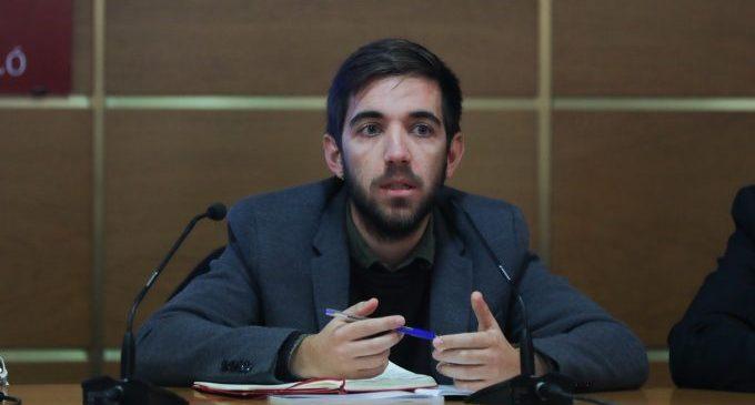 Navarro aborda amb el sector de les renovables mesures per impulsar la transició energètica com a palanca de recuperació econòmica