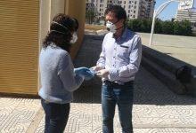 Educació distribueix targetes de dades de 50 GB entre l'alumnat de Castelló