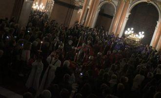 La pandèmia no frena el sentiment de la Setmana Santa de Vila-real