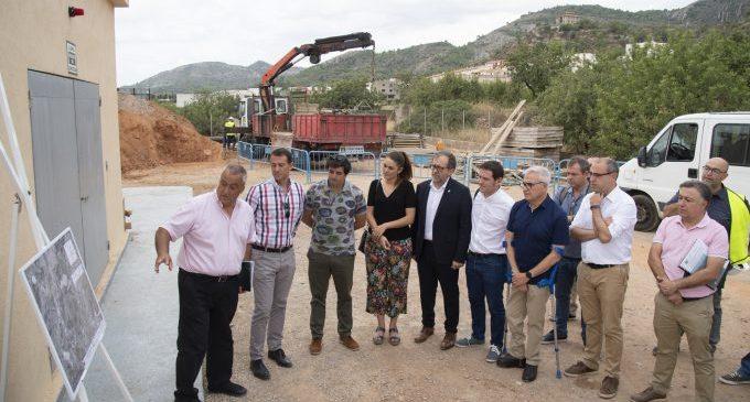 La Diputació reprendrà el dimarts les obres provincials de carreteres i infraestructures