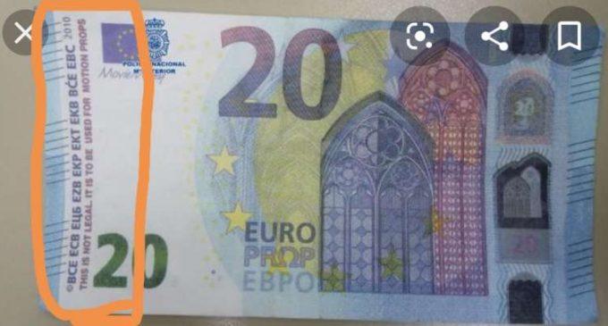 La Policia Local identifica al presumpte responsable d'estafar amb bitllets falsos en establiments de Borriana