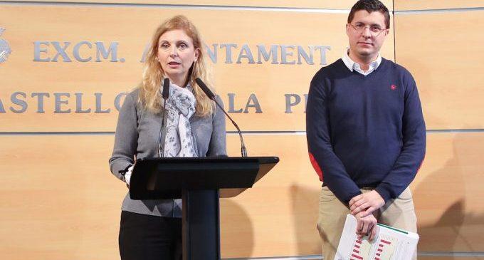 Castelló paga 9,2 milions a proveïdors des de la declaració de l'estat d'alarma
