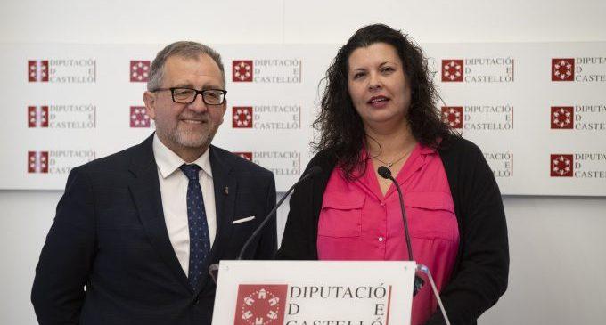 Patrícia Puerta: «L'alumnat de Penyeta Roja amb el risc de vulnerabilitat ha accedit a prestacions per a l'alimentació de tota la seua unitat familiar»