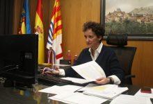 Carmina Ballester sol·licita a Generalitat i Diputació tests massius