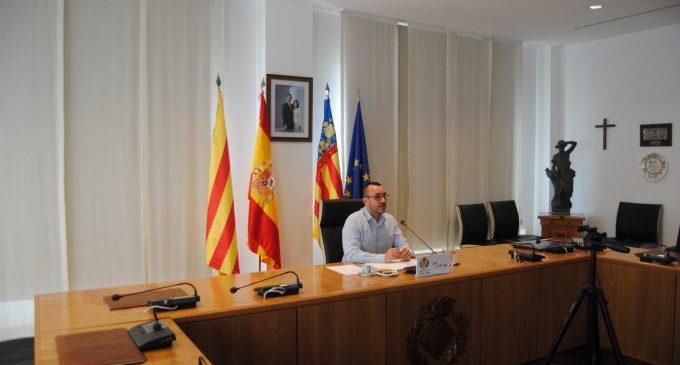 L'Ajuntament de Vila-real eleva a 4,4 milions els pagaments a proveïdors durant la crisi per la COVID-19 i abona quasi 200.000 euros a entitats socials de la ciutat