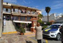 La residència de Càritas de Borriana rep aplaudiments de la Corporació municipal i la Policia Local