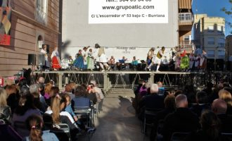 Borriana suspén la Fira del Llibre i el festival Borriana en Dansa