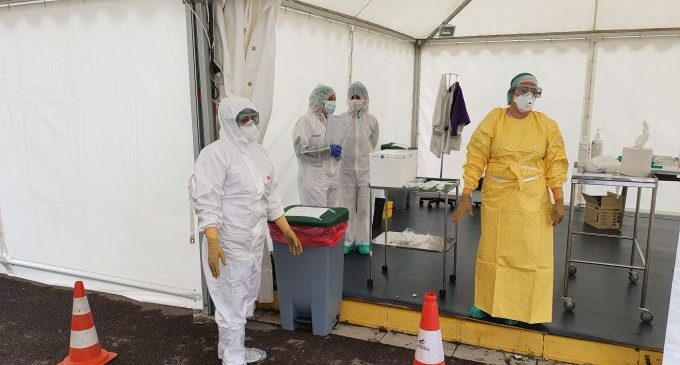 Els casos actius per coronavirus en la Comunitat Valenciana baixen dels 4.000