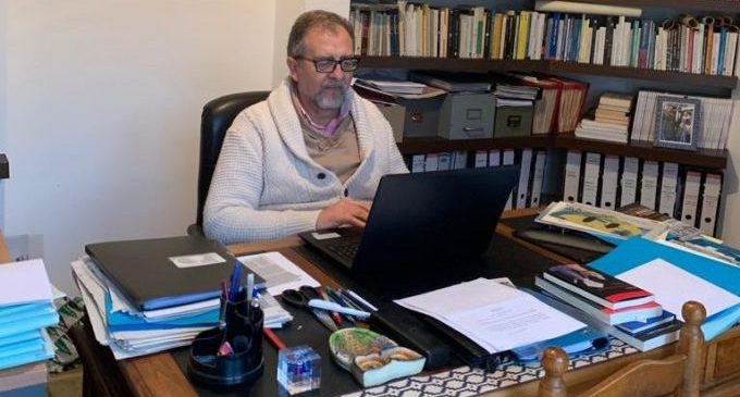 """Martí: """"La Diputació de Castelló ha sigut pionera en el repartiment de material de protecció sanitària als ajuntaments enfront del coronavirus"""""""