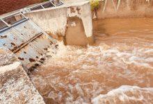 La Policia Local de Borriana atén un total de 56 trucades telefòniques relacionades amb incidències per les fortes pluges