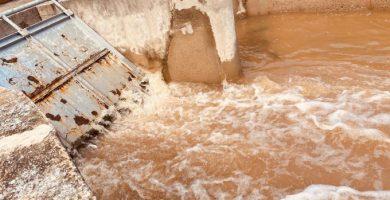 La Policía Local de Burriana atiende un total de 56 llamadas relacionadas con incidencias por las fuertes lluvias