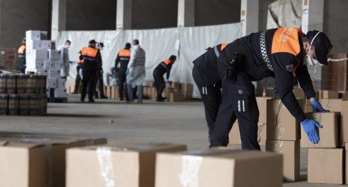 Castelló registra tan sols 5 nous contagis i 1 mort per coronavirus
