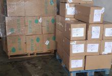 La Diputació de Castelló rep 28.000 màscares procedents de la Xina per a repartir entre els municipis de la provincia