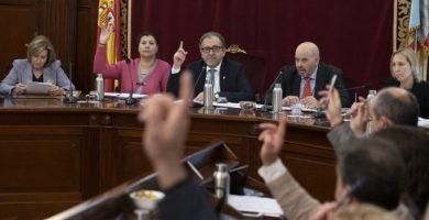 El ple de la Diputació aprova un pressupost de 168,3 milions d'euros, un 13% més que en 2020