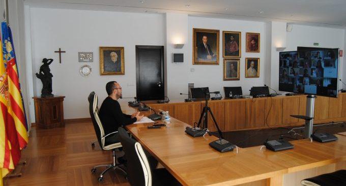 Vila-real redefinirà el pla contra l'absentisme escolar per a actuar davant la nova realitat de la formació a distància