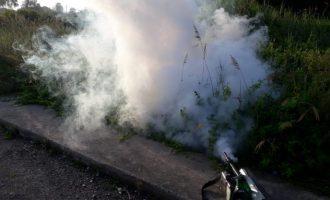 Burriana ha intensificado el tratamiento contra los mosquitos