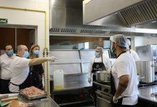 Castelló posa en marxa el projecte Cuina Social per a repartir 500 menús diaris més entre persones en situació de vulnerabilitat