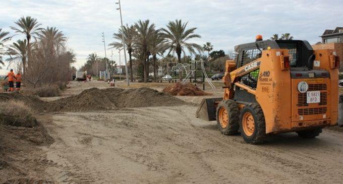 Castelló s'assegura la maquinària pesant per a neteja amb una licitació de 760.000 euros