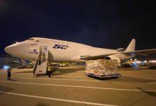 Dos nous vols amb material sanitari de protecció per a la Comunitat Valenciana han aterrat aquest cap de setmana
