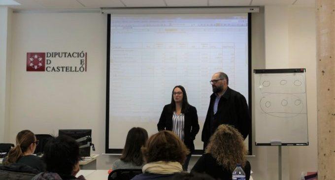 Diputació ofereix cursos gratuïts i en format telemàtic per a empreses i persones emprenedores a l'interior