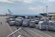 Hui arriba el material sanitari dels vols 23 i 24 noliejats per la Generalitat