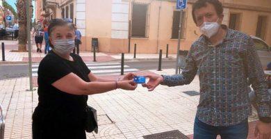 Castelló facilita recursos digitals a més de 200 famílies per a l'educació en línia