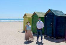 Turismo y Seguridad coordinan las medidas para reabrir las playas de Castelló el próximo lunes