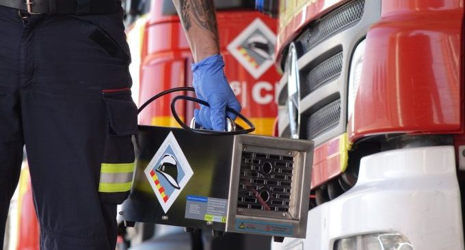 Els bombers de la Diputació activen el seu dispositiu de suport als pobles durant la desescalada