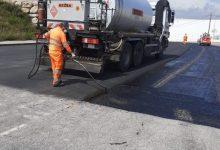 El Ayuntamiento de Onda invierte 100.000 euros en   mejorar el asfaltado de sus áreas industriales