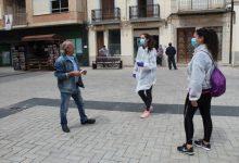 La Policia Local de Benicàssim tramita cerca de cien denuncias por el incumplimiento de la obligación de usar mascarilla