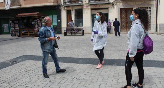 Nules insta al Govern a fer obligatori l'ús de les mascaretes