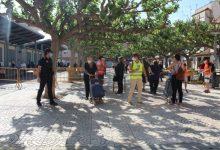Una trentena de persones garanteixen la seguretat al retorn del mercat de Nules