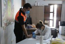 Nules realitza test ràpids al personal dels serveis municipals essencials