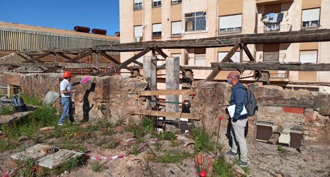 L'Alcora reprén les obres de rehabilitació de la Reial Fàbrica del Comte d'Aranda
