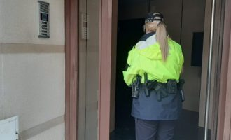 La Policia Local de Borriana cursa en mes i mig 286 denúncies per incompliment de les mesures de confinament