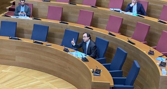 Soler: 'El Consell reclama permanentemente al Gobierno los 1.325 millones y la reforma del sistema que incluya la deuda histórica'