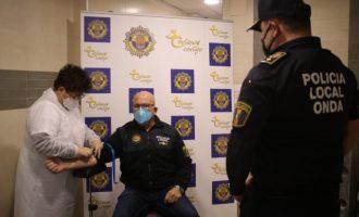 Onda realitza tests serològics a tota la plantilla de Policia Local i Protecció Civil com a mesura preventiva