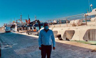 La Confraria de Pescadors de Borriana rebrà 20.510 euros per a afrontar la crisi