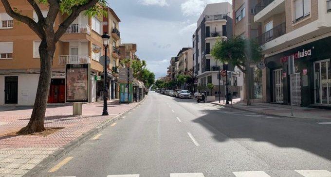 Benicàssim cerrará al tráfico la calle Santo Tomás y avda. Castelló los fines de semana
