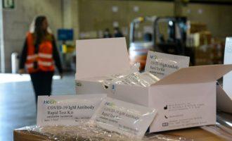 Castelló registra un nuevo brote de coronavirus en la última jornada