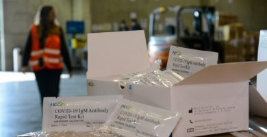 Coronavirus: incidència baixa en el brot de Peníscola però alta en el departament de Vinaròs