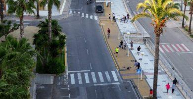 Detenido un hombre por robar y agredir a un matrimonio mayor en Benicarló
