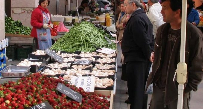 El Mercat del Dimecres de fruita i verdura tornarà a partir del 6 de maig a Benicarló